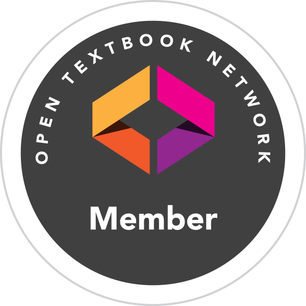 Member of the Open Textbook Network