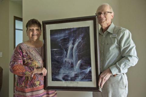 John and Naomi Hunter